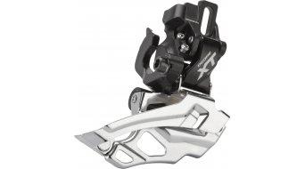 Shimano XT 2x10 velocità deragliatore nero Direct-Mount Down-Swing Dual-Pull 44-38T 66-69° FD-M786-A-D