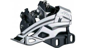 Shimano XTR 2-vitesses dérailleur avant 10-vitesses, Top-Swing, double-Pull, 66-69° FD-M985 (emballage de vente au détail)