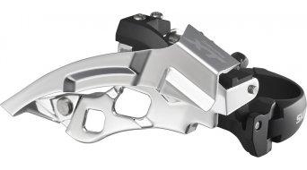 Shimano XT Trekking desviador delantero 34.9/31.8/28.6mm Top-Swing Dual Pull para 44-48 dientes color gris FD-T780 (Embalaje RETAIL)