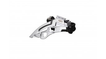Shimano XT Umwerfer 34,9/31,8/28,6mm, Top-Swing, Dual-Pull, 66-69° FD-M770 (RETAIL-Verpackung)