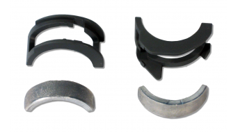 Shimano vaina reductora en 31,8mm para todos(-as) Top Swing modelos