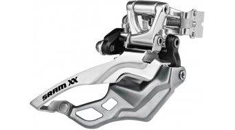 SRAM XX 2x10 desviador delantero Clamp Pull