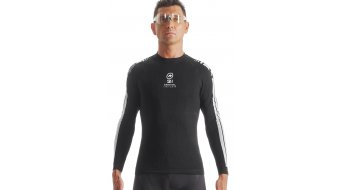 Assos LS.skinFoil S7 sottomaglia manica lunga earlyWinter . blockBlack