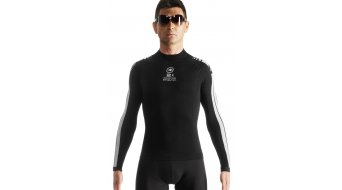 Assos LS.skinFoil S7 Unterhemd langarm spring/fall blockBlack