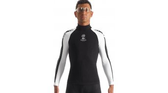 Assos LS.skinFoil S7 maillot de corps manches longues hiver Gr. XXS-XS (0) blockBlack