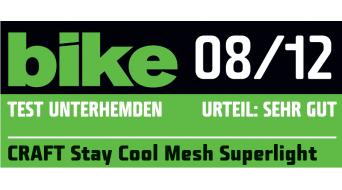 Craft Cool Mesh Superlight sottomaglia senza maniche uomini-sottomaglia mis. S black