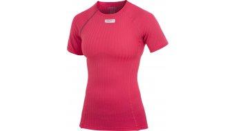 Craft Active Extreme Unterhemd kurzarm Damen-Unterhemd short sleeve Women hibiscus/white