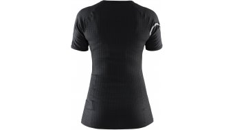 Craft Active Extreme camiseta de manga corta Señoras-camiseta tamaño XS negro/platinum