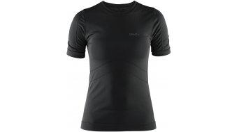 Craft Cool Seamless Unterhemd kurzarm Damen-Unterhemd Gr. XS/S black