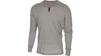 Castelli Procaccini Wool Unterhemd langarm Herren-Base Layer luna grey