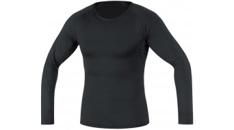 GORE BIKE WEAR Base Layer sottomaglia manica lunga uomo Thermo Shirt . black