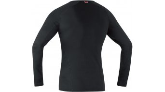 GORE Bike Wear Base Layer Unterhemd langarm Herren-Unterhemd Shirt Gr. XL black