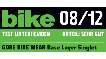 GORE Bike Wear Base Layer Unterhemd ärmellos Herren-Unterhemd Singlet Gr. S white