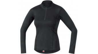 GORE Bike Wear Base Layer Unterhemd langarm Damen-Unterhemd Lady Turtleneck Gr. 36 black
