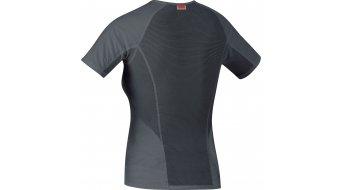 GORE Bike Wear Base Layer Unterhemd kurzarm Damen-Unterhemd Windstopper Lady Shirt Gr. 34 black