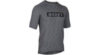 ION Base Stratify Unterhemd kurzarm Herren-Unterhemd dark grey melange