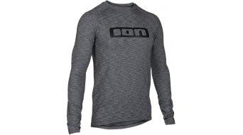 ION Base Stratify Unterhemd langarm Herren-Unterhemd dark grey melange