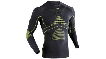 X-Bionic Energy Accumulator Evo alsóing hosszú ujjú férfi-alsóing Shirt charcoal/pearl grey