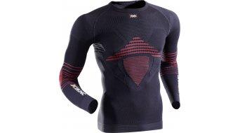 X-Bionic Energizer MK2 sottomaglia manica lunga uomini-sottomaglia Shirt mis. L/XL black/red