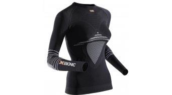 X-Bionic Energizer MK2 sottomaglia manica lunga da donna-sottomaglia Shirt . black/white