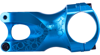 Azonic Predator attacco manubrio 1 1/8 31.8x50mm blue mod. 2016