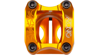 "Azonic Predator potence 1 1/8"" 31.8x50mm orange Mod. 2016"