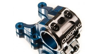 Chromag Director Direct-Mount attacco manubrio 1 1/8 31.8x47mm blue mod. 2015