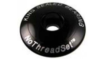 Chris King NoThreadSet Ahead Kappe 1 1/8 Sotto Voce-Logo
