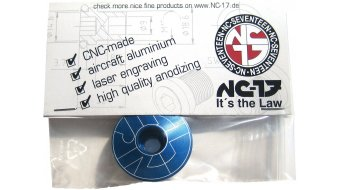 NC-17 Headset-Kappe blau