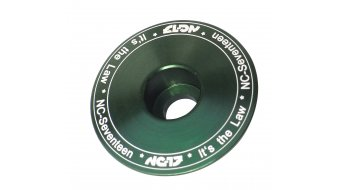 NC-17 Headset-Kappe grün