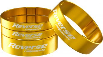 Reverse Ultra Light Spacer set 1 1/8""