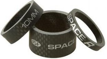 USE Space-Rs Carbon Spacer carbon