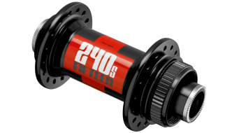 DT Swiss 240S Disc MTB buje rueda delantera Loch TA 15x100mm Centerlock negro(-a)