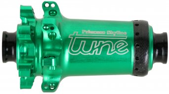 Tune Princess Skyline Straight QR5 disque moyeu de roue avant Loch QR 100mm