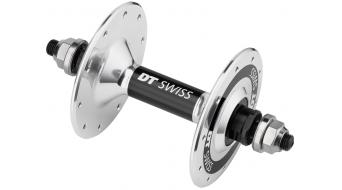 DT Swiss 370 Track buje rueda delantera 20 Loch eje de enroscar 100mm color plata