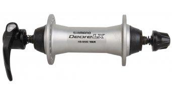 Shimano LX Vorderradnabe 36Loch silber HB-M580 (BULK-Verpackung)