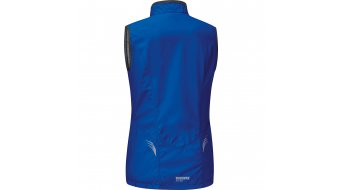 GORE Bike Wear Element Weste Damen-Weste Windstopper Active Shell Lady Gr. 34 brilliant blue