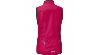 GORE Bike Wear Element Weste Damen-Weste Windstopper Active Shell Lady Gr. 40 jazzy pink