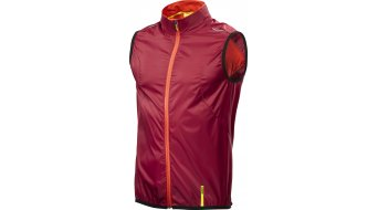 Mavic Aksium Weste Herren-Weste Gr. XL red/george orange-x