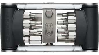 Crank Brothers B-17 Multitool outil noir/argent