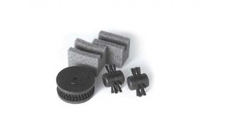Park Tool RBS-5C replacement- brush and-Schwämme for CM-5