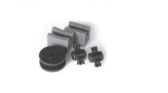 Park Tool RBS-5C cabezas y esponjas de recambio para CM-5