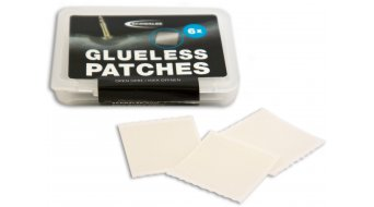 Schwalbe Glueless Patches glueless tube patch for Schwalbe Evo Tube 6 pcs.
