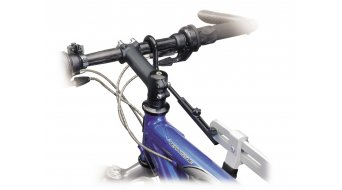 Topeak handlebar Stabilizer Lenkerfixierung per Dual Touch/TwoUp Stand