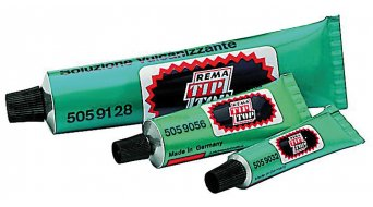 Tip Top líquido para vulcanizar tubo gr.