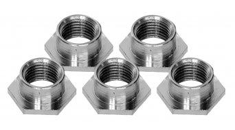 VAR Gewindeeinsatz para aluminio puntera 5,85mm