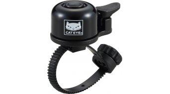 Cat Eye OH-1400 Fahrrad-车铃 Free Band Bell 黑色