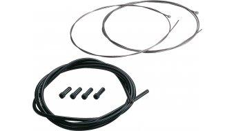 FSA Vision cable(-s) de freno juego para Aero maneta de freno (interior- & cable exterior rueda delantera/rueda trasera) Mod. 2011