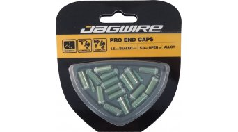 Jagwire Universal Pro tapas terminales-Kit 4,5mm verde