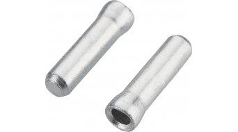 Jagwire aluminio cable Bowden interior-vainas finales 1.8mm